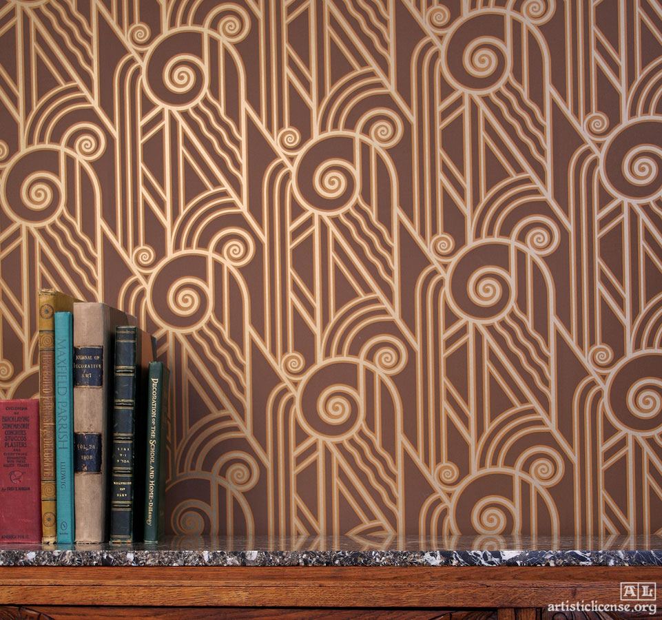 art deco art nouveau wallpaper images