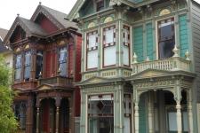 Eastlake Victorian house colors