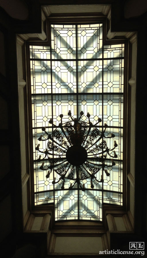 John Lenox Lenox Stained Glass Artistic License