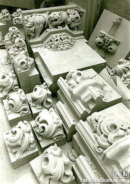 Oleg Lobykin Stonesculpt Artistic License