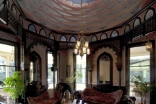 Victorian Turkish Parlor