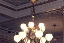 custom fabricated chandeliers