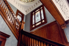 interior woodwork restoration