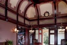 Mabelton, the MacDonald Mansion: Main Hall